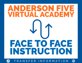 A5VA, Face-to-Face Instruction Transfer Information