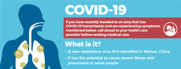 Precautionary Coronavirus (COVID-19) Information