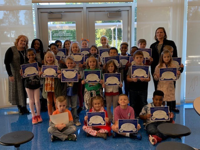 Terrific Kids October 2019 - Character Trait - Initiative
