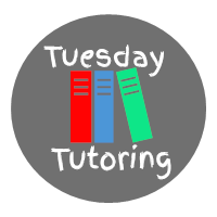 Tuesday Tutoring