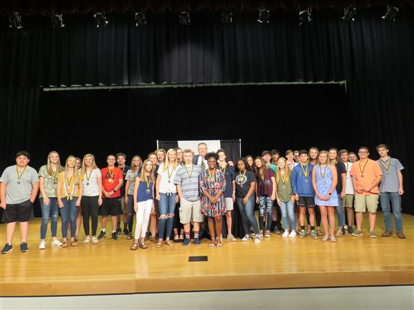 Awards Day - Check out the pictures from Glenview's Awards Day!