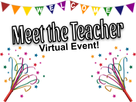 Meet-the-Teacher Online Event