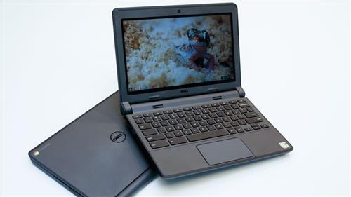 Dell Chromebook Picture