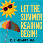 ELA Summer Reading