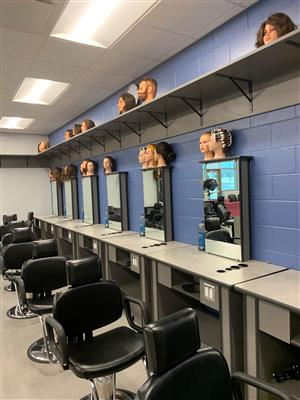 Cosmetology Services Technology