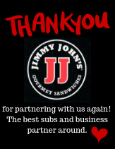 Thank You Jimmy John's