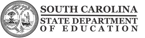 SC Department of Education
