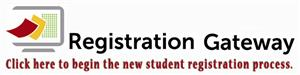 Click here to begin the new student registration process.