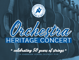 Anderson Five Orchestra Heritage Concert 2020
