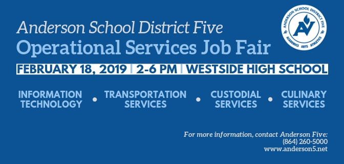Operational Services Job Fair 2019