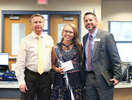 Robert Anderson teacher awarded Anderson University Classroom Development Grant