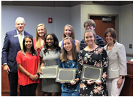 Six Anderson Five students receive SC Teaching Fellows Scholarship