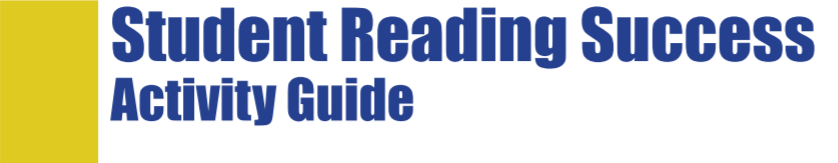 Reading Activity Guide