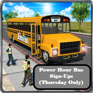 Power Hour Bus Sign-Up